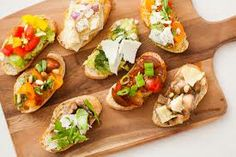 Great Bruschetta Topping Options