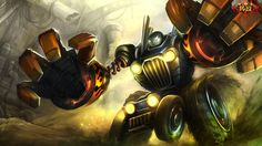Pitover Customs Blitzcrank