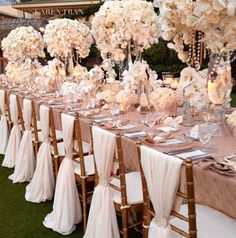 Perfect table set up