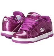Heely's Split Roller Shoe, Purple/Glitter #770523