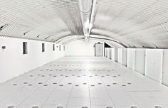 Nuclear bunker makes the perfect hideout and if not....blow everything up...problem solved! @TheClymb.com #ClymbZombies
