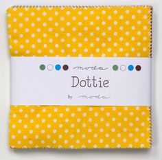 http://www.plushaddict.co.uk/dottie-charm-pack-from-moda-precut-5-squares.html Moda Dottie Charm Pack At Plush Addict