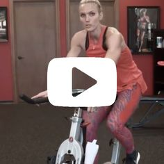 20 Minute Indoor Cycling Workout