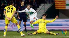 Elche 2-2 Villarreal CF. Villarreal Cf, Hard Earned, All News, Soccer, Sports, Futbol, European Football, European Soccer, Football