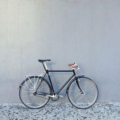Reeder's bike / photo by Reed Reeder