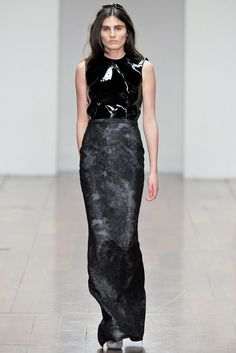 Emilio de la Morena | Fall 2012 Ready-to-Wear Collection | Vogue Runway