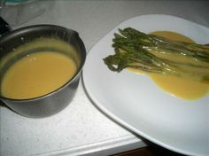 """Julia Child s Hollandaise Sauce from Food.com:   This classic recipe comes from """"Julia and Jacques Cooking at Home"""" that was published in 1999."""