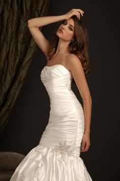 FTW Bridal Wedding Dresses Wedding Dresses Online, Wedding Dress Plus Size, Collection features dresses in all styles as well as more traditional silhouettes. Customize your bridal gown now! Wedding Dress 2013, Cute Wedding Dress, Wedding Dresses Plus Size, Bridal Wedding Dresses, Wedding Looks, Dream Wedding Dresses, Designer Wedding Dresses, Lace Weddings, Wedding Stuff
