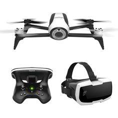 Parrot PF726203 - Drone Bebop 2 y FPV, color blanco: Parrot: Amazon.es: Electrónica