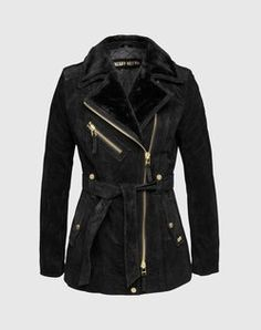 Leather Jacket: 'Modern Times' from Freaky Nation. Click on the picture to get the product ♥︎