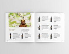 Organic cosmetic catalog on Behance Catalogue Design, Catalogue Layout, Product Catalog Design, Pamphlet Design, Leaflet Design, Booklet Design, Design Brochure, Flyer Design, Branding Design