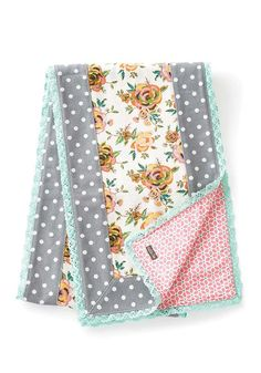 Vibrant Bouquet Runner - Matilda Jane Clothing $48