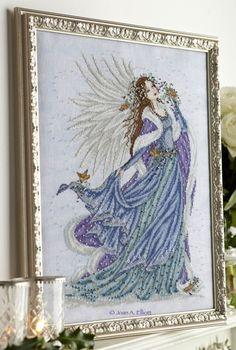 Love it - Joan Elliott - New  Christmas Angel