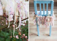 Bruiloft Inspiratie : DIY slinger