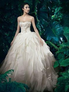 ヴェラ・ウォン ブライド銀座本店(VERA WANG BRIDE)  VERA WANG BRIDE VERA WANG BRIDE - № 4071 Liesel