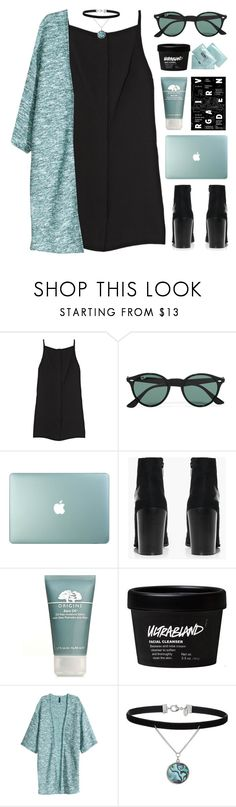 """""""#981"""" by maartinavg ❤ liked on Polyvore featuring Opening Ceremony, Ray-Ban, Boohoo, Origins, H&M and Miss Selfridge"""