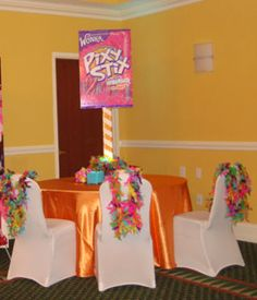 Candy Land Themed Sweet 16 Candy Themed Centerpiece Rentals | 31516247