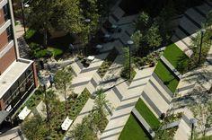 Levinzon Plaza by Mikyoung Kim Design | Boston, Massachusetts, USA | 2008