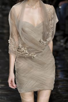 f6bbe32cf9f Elie Saab( this might b organza but it still tullelious) Couture Details