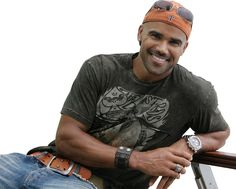 Shemar Moore loved him since YOUNG AND RESTLESS DAYS