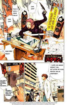 Bakuman 13: Chocolate and Akamaru at MangaFox.me