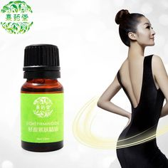 5 pcs Slimming Product potent essential oil stovepipe thighs skinny legs enough face-lift thin waist body  Weight Loss Creams