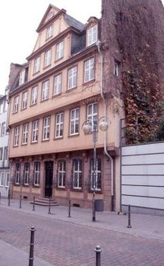 Although Goethe's house was destroyed in World War II, it was fully restored with the original furniture, paintings and books of the family Goethe.  Address: Grosser Hirschgraben 23, 60311 Frankfurt  Subway Stop: Hauptwache (U1,U2,U3,U6,U7)
