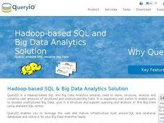 QueryIO Hadoop based SQL