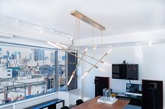 Another version of the chandelier we like!