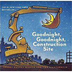 Goodnight Goodnight Contruction Site - Board Book