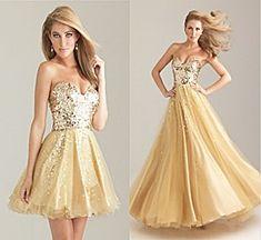 Blog Meu Universo: Vestido Debutante: 2 em 1