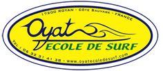 Création du site Internet de l'école de Surf OYAT à Royan en Charente Maritime.   OYAT ECOLE DE SURF propose des leçons de surf à Royan, Saint-Georges-de-Didonne, Saint-Palais-sur-Mer, à La Grande Côte, sur la Côte Sauvage.