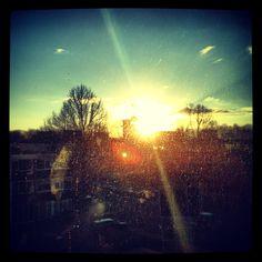 Upcoming sun