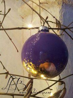 Noël 20 papier déjeuner serviettes crochet boule en verre pastel hiver boules//d
