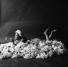 Jerry Schatzberg :: Cass Elliot, aka Mama Cass [The Mamas & the Papas], 1967 more [+] by this photographer