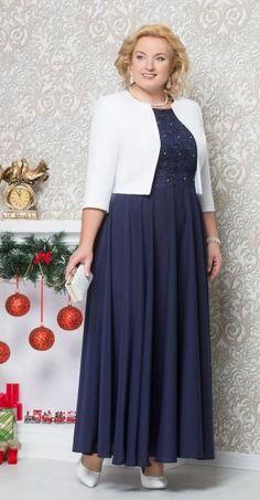 We think you may like these Pins - WP Poczta Plus Size Dressing Gowns, Plus Size Gowns, Plus Size Outfits, Gala Dresses, Nice Dresses, Evening Dresses, Modest Fashion, Fashion Dresses, Plus Size Cocktail Dresses