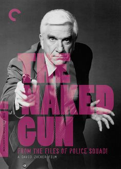 Criterion 'The Naked Gun by Columboy original, via Flickr