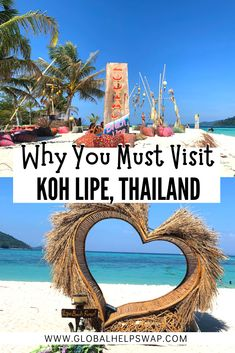 There are so many things to do in Koh Lipe. With turquoise blue waters and powder-white sand beaches, Koh Lipe is the place to go for chilled out fun! Koh Lipe, Thailand Travel Guide   The ultimate guide to Koh Lipe, Thailand. From beach bungalows to luxury resorts, restaurants and beach bars, this island destination is a slice of paradise. Tips for snorkeling, hotels, day trips and more! #Travel #KohLipe #Thailand   Koh Lipe Beach   Koh Lipe Things to Do   Koh Lipe Snorkeling   Visit… Tokyo Japan Travel, Japan Travel Tips, China Travel, Thailand Travel Guide, Visit Thailand, Bali Travel, Cool Places To Visit, Places To Go, Asia City