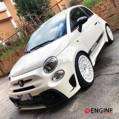 Automobile Companies, Fiat Abarth, Racing Wheel, Fiat 500, Sexy Cars, Monte Carlo, Evo, Ferrari, Shopping