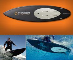 WaveJet Motorized Surfboard