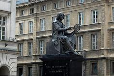 Copernicus Monument, Warszawa