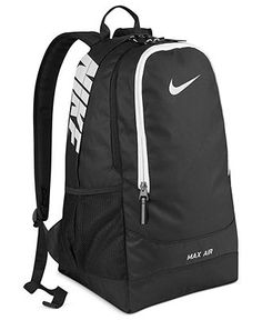 Nike Backpack, Team Training Max Air Large Backpack - Belts, Wallets  amp   Accessories 1c95e99827