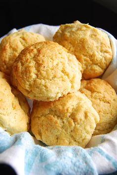 Buttery Sourdough Sandwich Biscuits Recipe