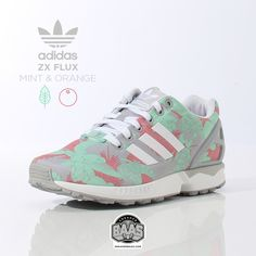 adidas ZX Flux, OurBubble