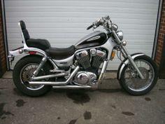 Silver 2003 Suzuki Intruder® 1400