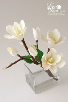 magnolia arrangements - Google Search