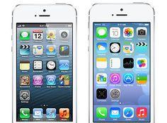 Trendy 2014 płaska Jabłko