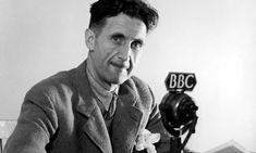 """A major celebration of George Orwell kicks off today (21 Jan 2013) with the inaugural """"Orwell Day"""", to be followed by a month-long Orwell season on Radio 4 and a mass giveaway of one of his most famous essays, Politics and the English Language. The author of Nineteen Eighty-Four and Animal Farm died on 21 January 1950, & 2013 also marks the 110th anniversary of his birth on 25 June 1903. The Orwell Estate, The Orwell Prize & the author's publisher Penguin have decided to launch """"Orwell Day"""""""
