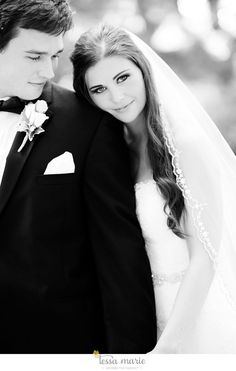 Classic and timeless wedding picture - My wedding ideas