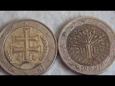 2 Euro Germany - You. Euro Coins, Valuable Coins, 5 Cents, Phone Hacks, Coin Collecting, Silver Coins, Germany, Personalized Items, Youtube